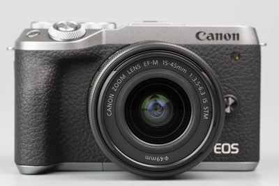 新一代VLOG神器 佳能EOS M6 Mark II评测